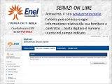 Enel - Conversazione telefonica