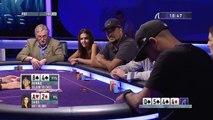 Ms  Finland stone cold bluffs Ronnie Bardah, World Series of Poker bracelet winner