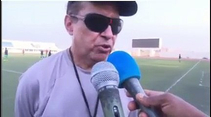Noureddine Gharsalli:nterview de l'entraineur de l'équipe National de Djibouti