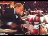 Buddy Rich, stroke for stroke still the most talented drummer that has ever lived...