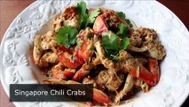 Singapore Chilli Crabs Recipe   Crab with Sweet   Spicy Chili Sauce