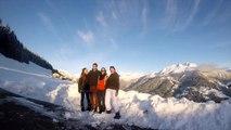 Les Saisies ski 2015