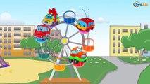 ➲ Cars Compilation Cartoons Diggers, Trucks, Haul Truck, Bulldozers, Cars for Children