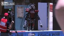 The Best Robots in the World Meets in DARPA Robotics Challenge Finals 2015