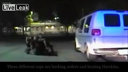 Police Tase, Pepper Spray, and Beat Motorist - Then Charge Him With Assault