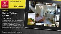 A vendre - Maison - TOUL (54200) - 7 pièces - 228m²