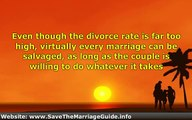 Can Your Marriage Be Saved ? - Steps to Save Marriage