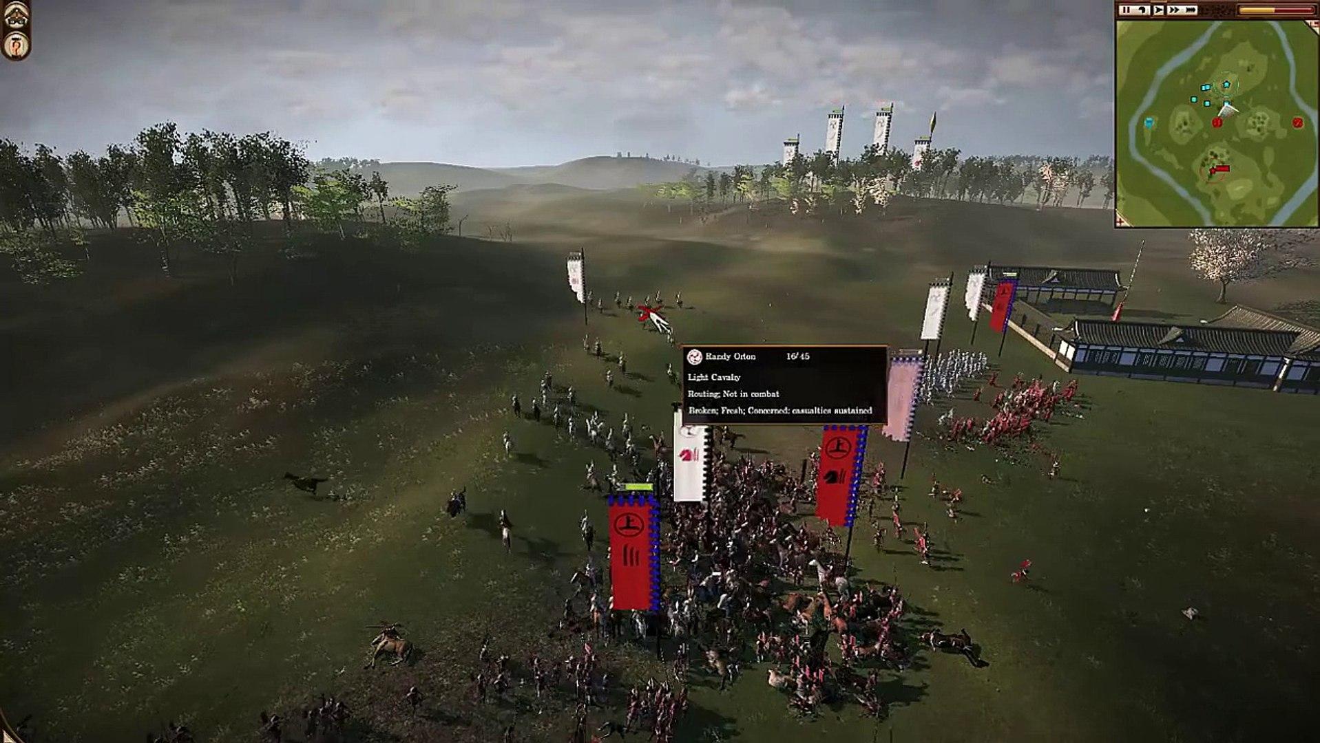 Shogun 2 Total War Multiplayer - 1 The Kansas City Shuffle