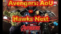 Zen Pinball 2 (PS4): Avengers AoU - Hawks Nest Mission *1080p HD*