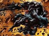 Venom and Spider-Man/Symbiote suit