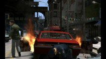 Grand Theft Auto IV Gameplay PC mod mods modded HD slow motion violence mods car crashes
