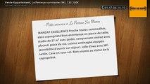 Vente Appartement, Le Perreux-sur-marne (94), 135 200€