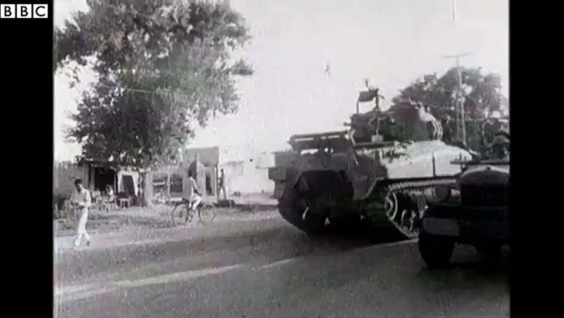 How BBC covered 1965 India-Pakistan war at the time - BBC News