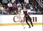 Gordeeva & Grinkov (URS) - 1990 World Figure Skating Championships, Pairs' Free Skate