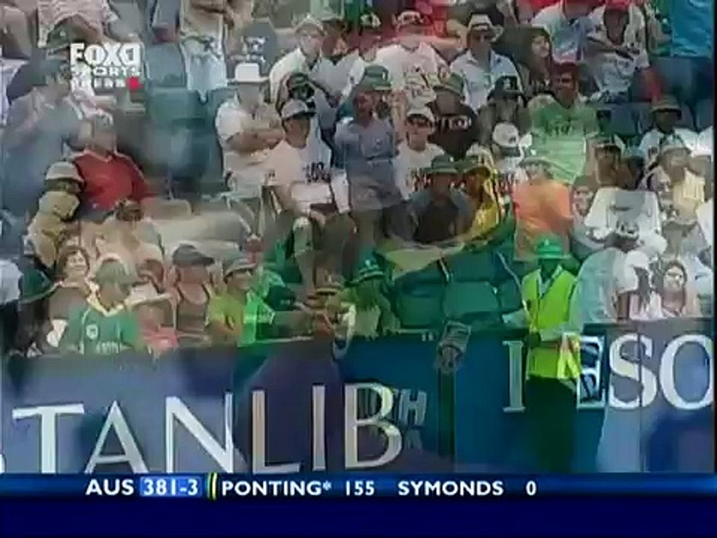 21 runs in 1 ball -  South Africa vs Australia World Record Match 2006