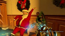 Gmod Sandbox Funny Moments   Santa Claus Tryouts! Garry's Mod Early Christmas Special