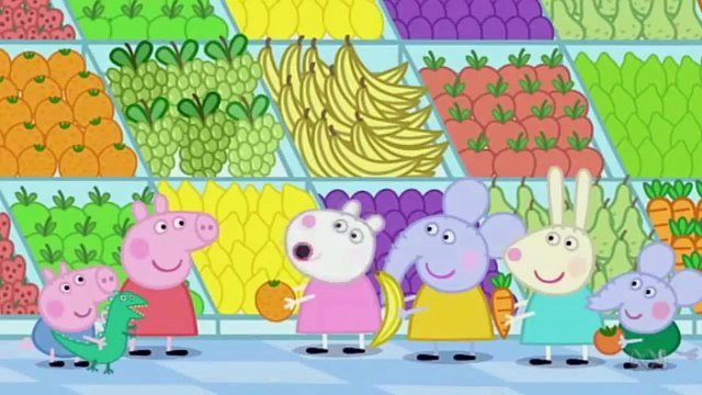Peppa Pig sure likes fruit (Bonus MLG $h!t)