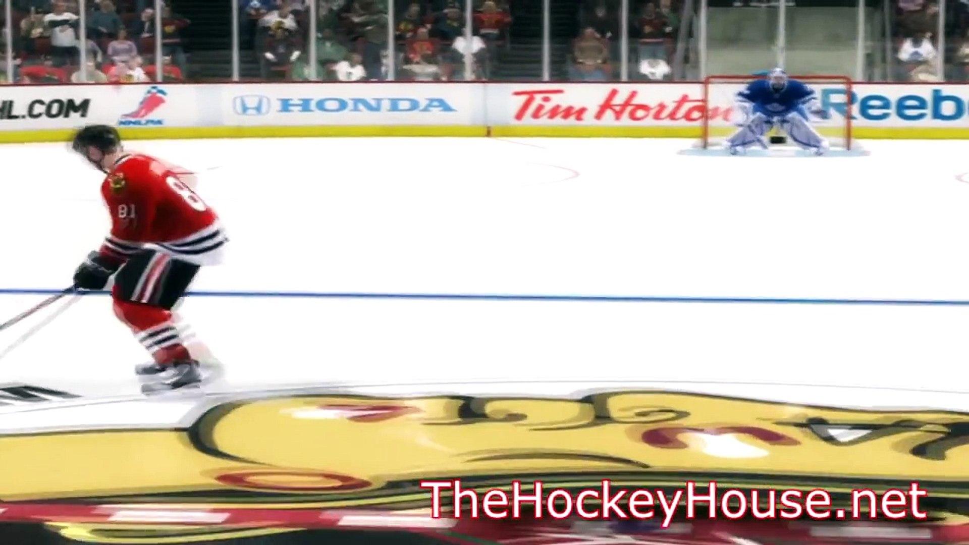 NHL 14 Top 10 Shootout Goals - video ...