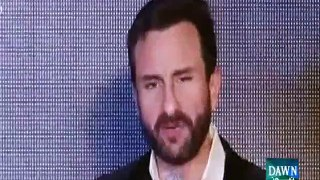 Anti Pakistan feeling' Saif Ali Khan