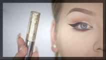 Sparkly Double Winged Glam   Summer Barbie Makeup