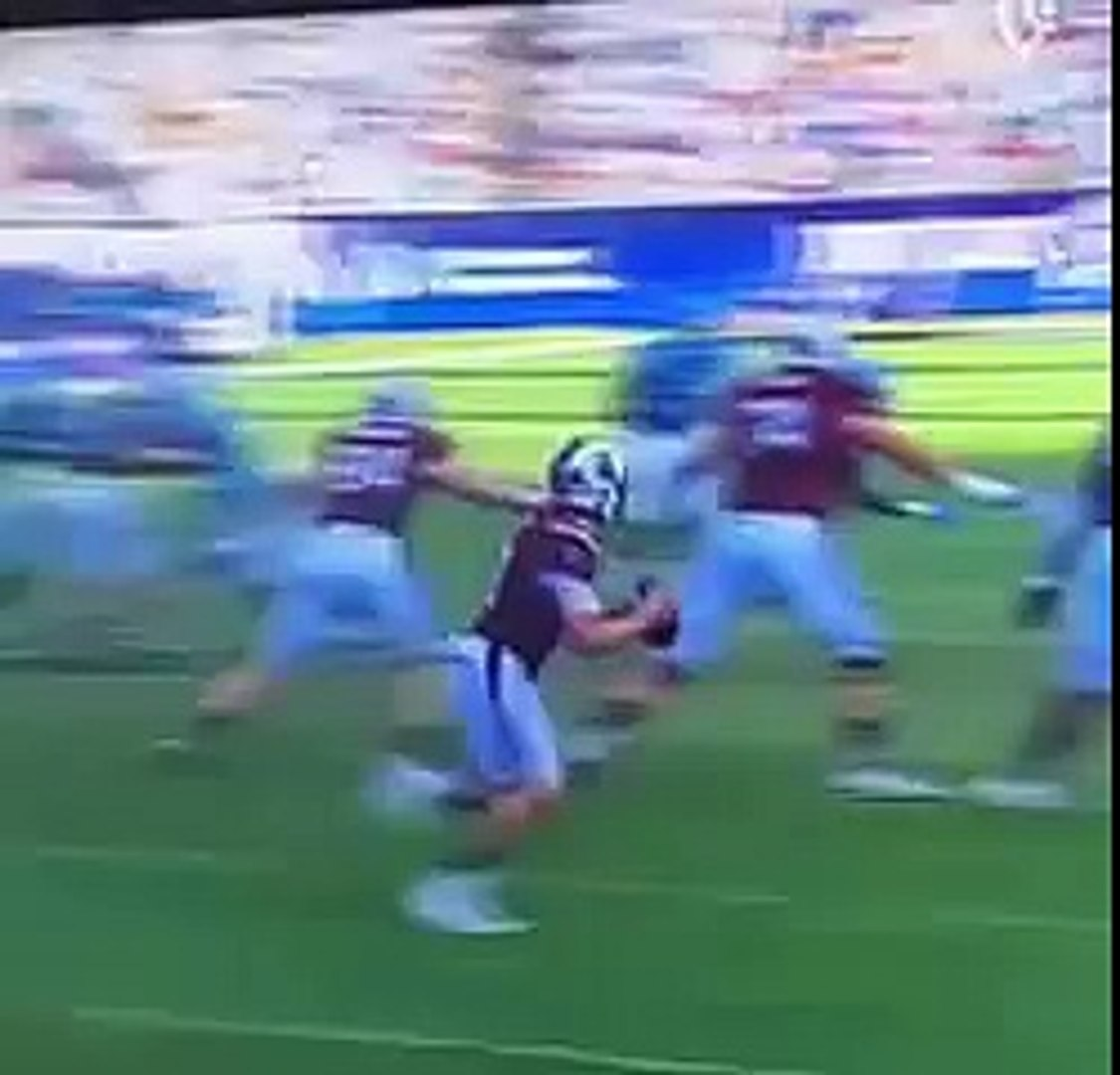South Carolina catches North Carolina sleeping with early fake punt (Video) NEWS SPORT