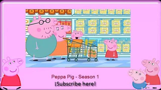 Peppa Pig English Episodes 1x48   Shopping