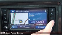 RHR 730N MyGIG GPS Navigation Radio - Quick & Easy