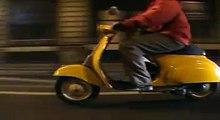 My Old Vespa Ride in Paris