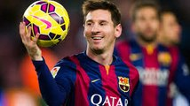 Lionel Messi making lucky fans happy in the USA - Lionel Messi fans