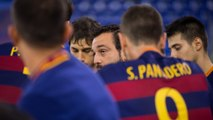 FCB Lassa (hoquei): Declaracions de Ricard Muñoz i de Sergi Panadero