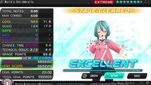 Hatsune Miku: Project Diva F - World's End Umbrella - Extreme [PERFECT]