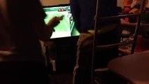 Wii Tennis Fail