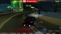 San Andreas Multiplayer Drifting and stunting (UIF)