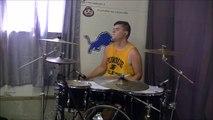 Halsey - Roman Holiday (Studio Quality Drum cover) 1080p