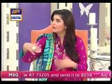 Good Morning Pakistan With Nida Yasir on ARY Digital Part 5 - 4th September 2015