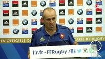 Rugby : dernier match de préparation avant la Coupe du monde pour les Bleus