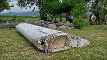 Confirmado: los restos eran los restos del vuelo MH370