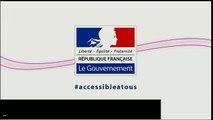Lancement de la campagne du Gouvernement sur l'accessibilité universelle