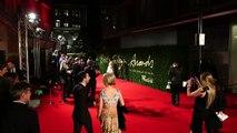 BFC British Fashion Awards - Interview Kate Moss, Harry Styles, Nick Grimshaw