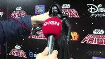 Quelles voix auront les personnages du côté obscur de la Force ? La réponse avec leurs jouets