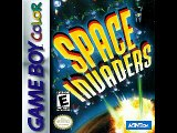 Space Invaders GBC - Invader Homeworld (Tuned Down)