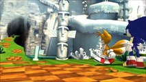 Sonic Generations mod: Minecraft Sonic