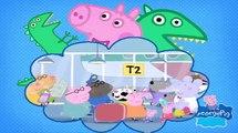 Peppa Pig en Español 2x6 - De vacaciones en avión y La casa de vacaciones