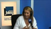 Chimène Badi invitée de Daniela Lumbroso - France Bleu Midi Ensemble -