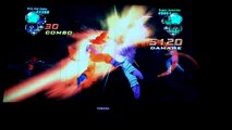Dbz Ultimate tenkaichi: Super Sayian God Kid Goku