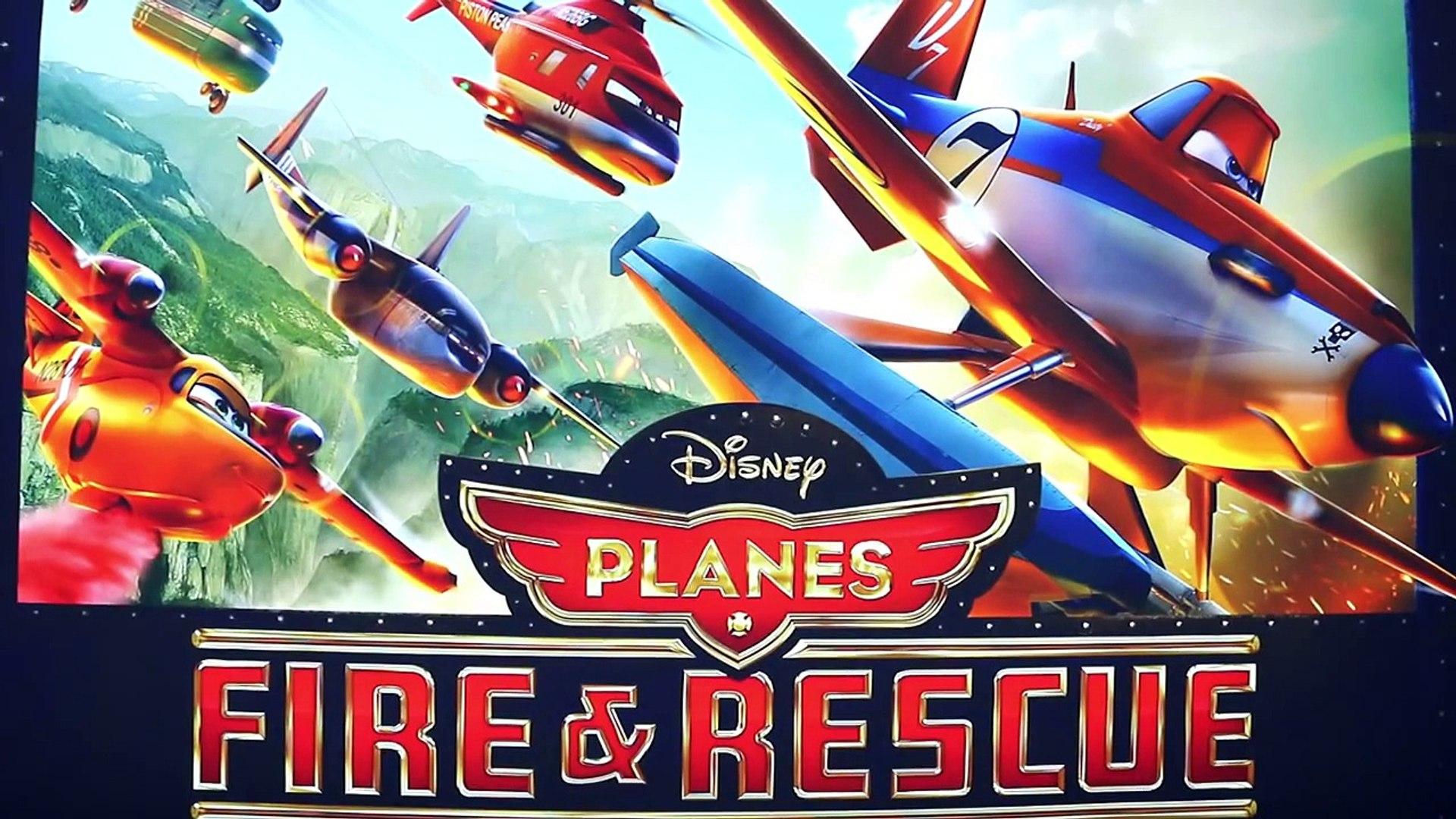 Talking Drip Disney Pixar Planes 2 Fire /& Rescue Smokejumpers Team BFM42