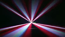 Homemade 1 watt RGB Laser Projector - video dailymotion
