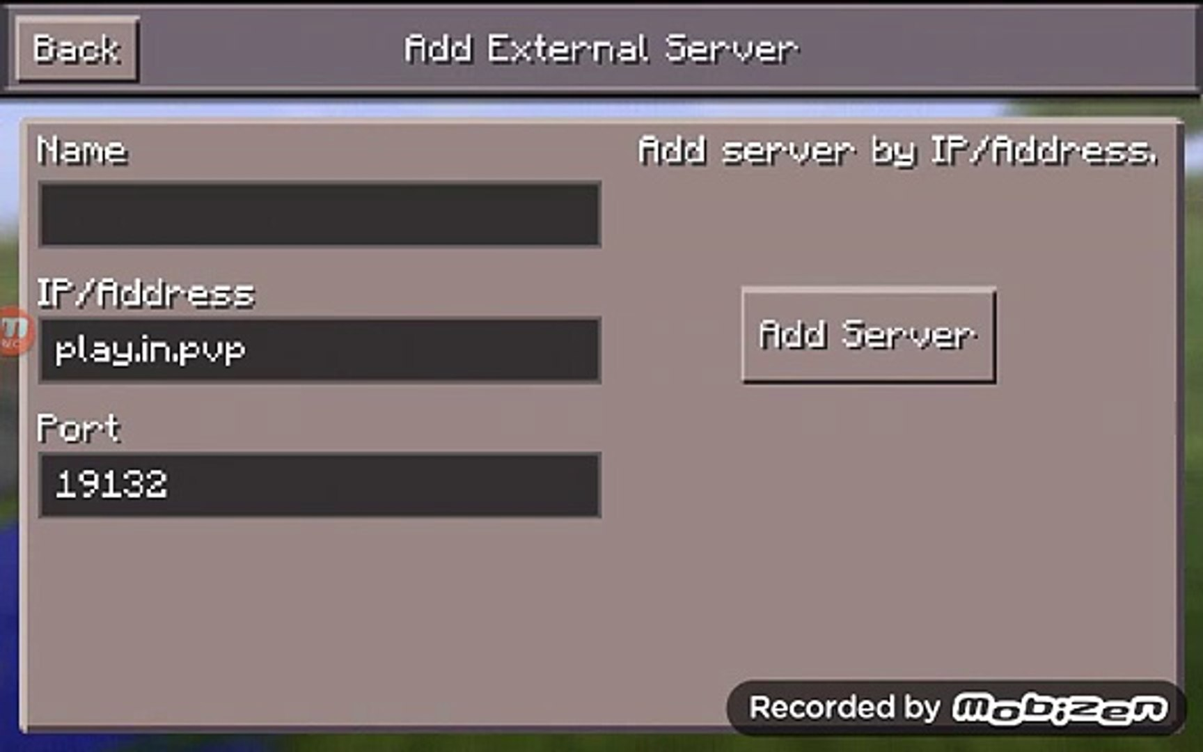 Mcpe NEW BUILD WARS SERVER 0 11 0 video Dailymotion