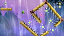 rayman legends daily extreme challenge (569 Lums)