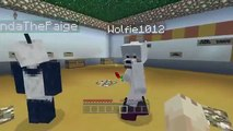 LionMaker Studios | Minecraft XBOX Hide and Seek   FNAF Chica's Cupcake Party